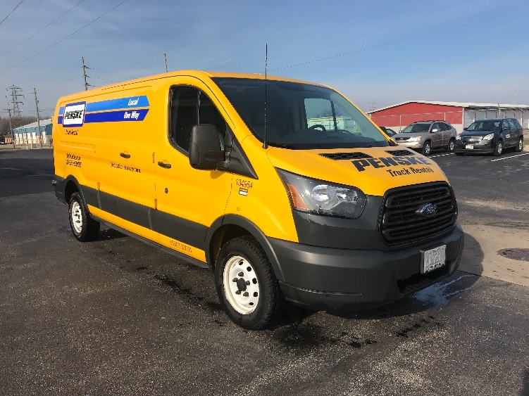 Cargo Van (Panel Van)-Light and Medium Duty Trucks-Ford-2015-TRAN250-MILWAUKEE-WI-103,628 miles-$17,000