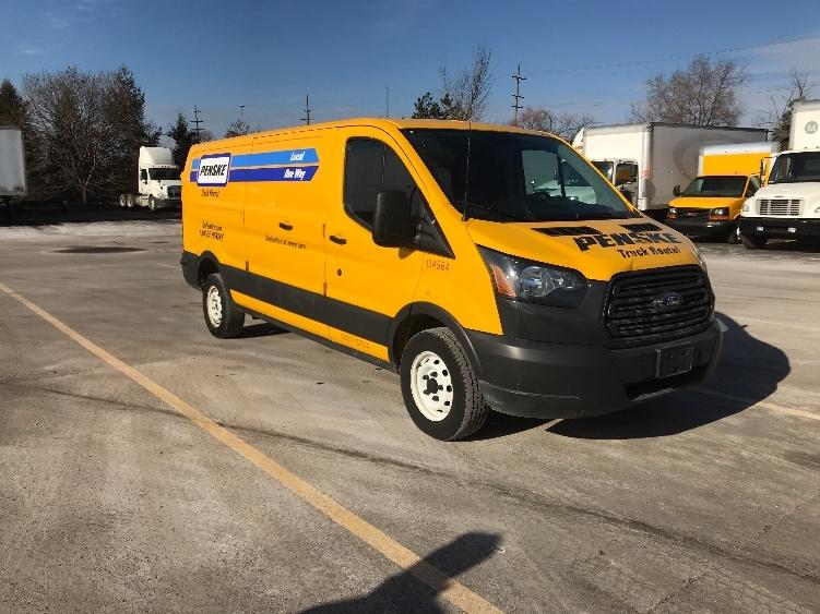 Cargo Van (Panel Van)-Light and Medium Duty Trucks-Ford-2015-TRAN250-SAINT LOUIS-MO-100,753 miles-$17,000
