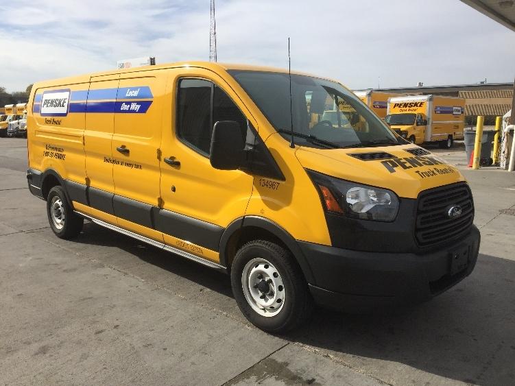 Cargo Van (Panel Van)-Light and Medium Duty Trucks-Ford-2015-TRAN250-DES MOINES-IA-98,101 miles-$17,500