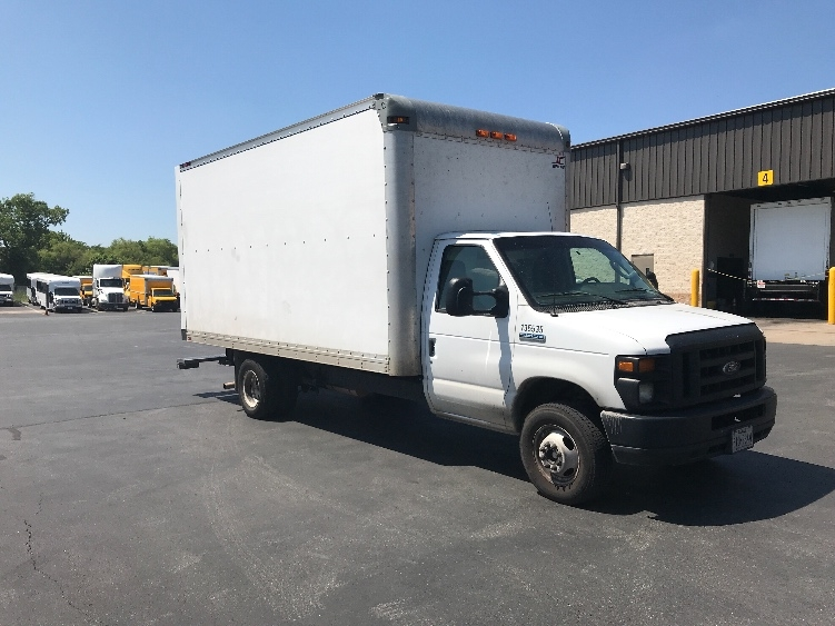 Light Duty Box Truck-Light and Medium Duty Trucks-Ford-2015-E350-AUSTIN-TX-80,034 miles-$20,500