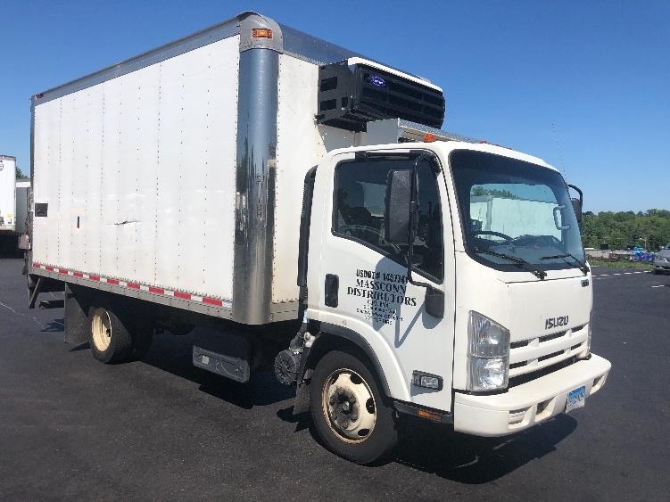Reefer Truck-Light and Medium Duty Trucks-Isuzu-2015-NQR-WESTFIELD-MA-145,982 miles-$30,000