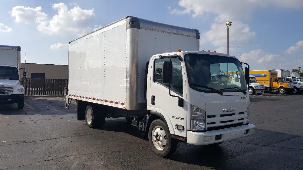 Medium Duty Box Truck-Light and Medium Duty Trucks-Isuzu-2015-NPR EFI-WARREN-MI-82,484 miles-$28,750