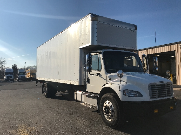 Medium Duty Box Truck-Light and Medium Duty Trucks-Freightliner-2016-M2-NEW CASTLE-DE-130,334 miles-$43,500