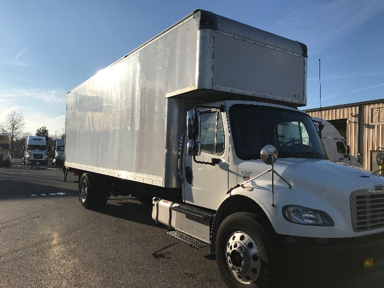 Medium Duty Box Truck-Light and Medium Duty Trucks-Freightliner-2016-M2-NEW CASTLE-DE-99,405 miles-$46,750