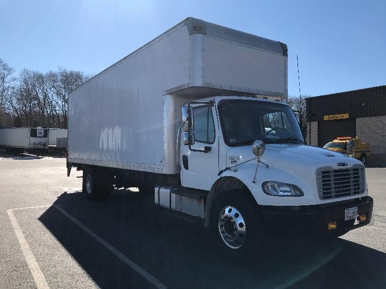 Medium Duty Box Truck-Light and Medium Duty Trucks-Freightliner-2016-M2-CRANSTON-RI-143,190 miles-$52,000