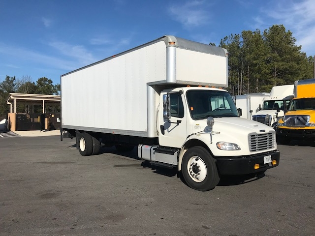 Medium Duty Box Truck-Light and Medium Duty Trucks-Freightliner-2016-M2-LITHIA SPRINGS-GA-139,222 miles-$52,500