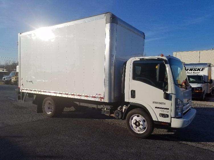 Medium Duty Box Truck-Light and Medium Duty Trucks-Isuzu-2015-NPR EFI-LOWELL-AR-100,127 miles-$30,500