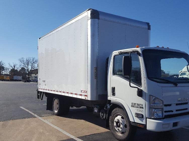 Medium Duty Box Truck-Light and Medium Duty Trucks-Isuzu-2015-NPR EFI-LITTLE ROCK-AR-92,613 miles-$28,750