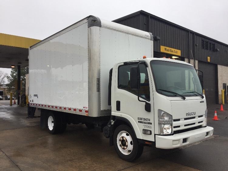 Medium Duty Box Truck-Light and Medium Duty Trucks-Isuzu-2015-NPR EFI-LITTLE ROCK-AR-98,632 miles-$28,250