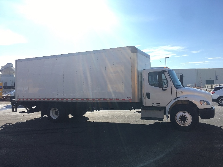 Medium Duty Box Truck-Light and Medium Duty Trucks-Freightliner-2016-M2-WEST VALLEY CITY-UT-117,611 miles-$55,000
