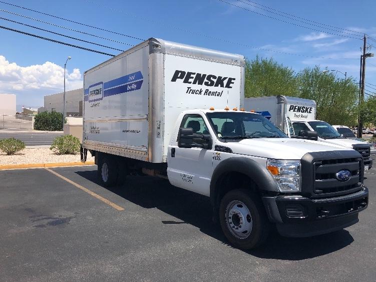 Medium Duty Box Truck-Light and Medium Duty Trucks-Ford-2015-F450-LAS VEGAS-NV-75,955 miles-$32,000