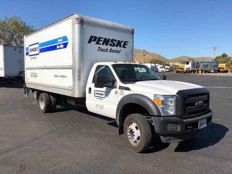 Medium Duty Box Truck-Specialized Equipment-Ford-2015-F450-TORRANCE-CA-110,855 miles-$24,500