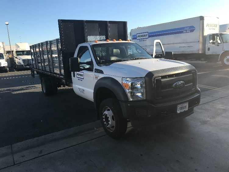 Flatbed Truck-Specialized Equipment-Ford-2015-F450-TORRANCE-CA-57,731 miles-$35,750