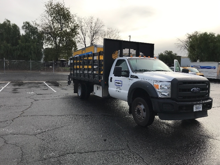 Flatbed Truck-Specialized Equipment-Ford-2015-F450-TORRANCE-CA-70,331 miles-$35,000