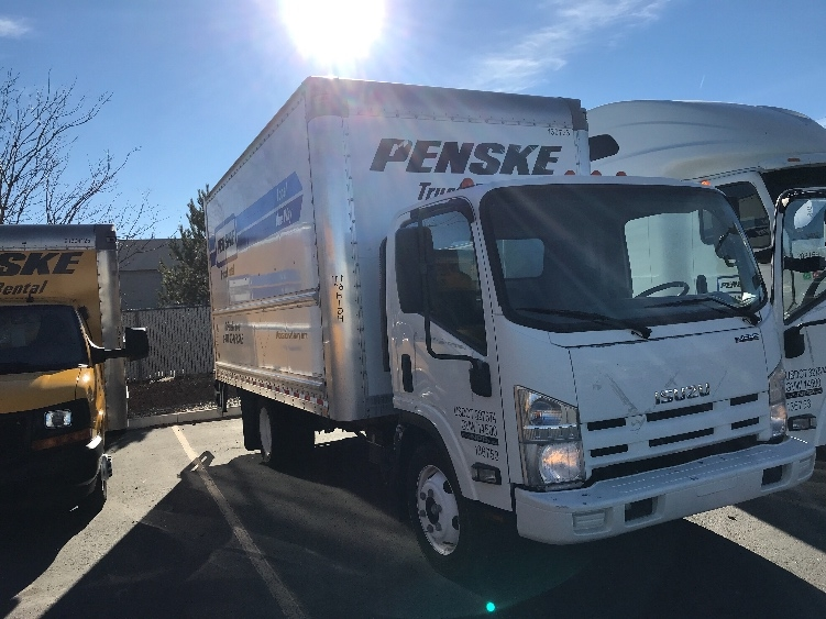 Medium Duty Box Truck-Light and Medium Duty Trucks-Isuzu-2015-NPR EFI-WEST SACRAMENTO-CA-78,502 miles-$36,750