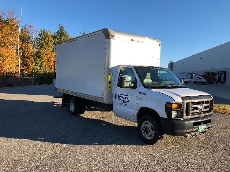 Light Duty Box Truck-Light and Medium Duty Trucks-Ford-2016-E350-BRAINTREE-MA-90,330 miles-$16,750