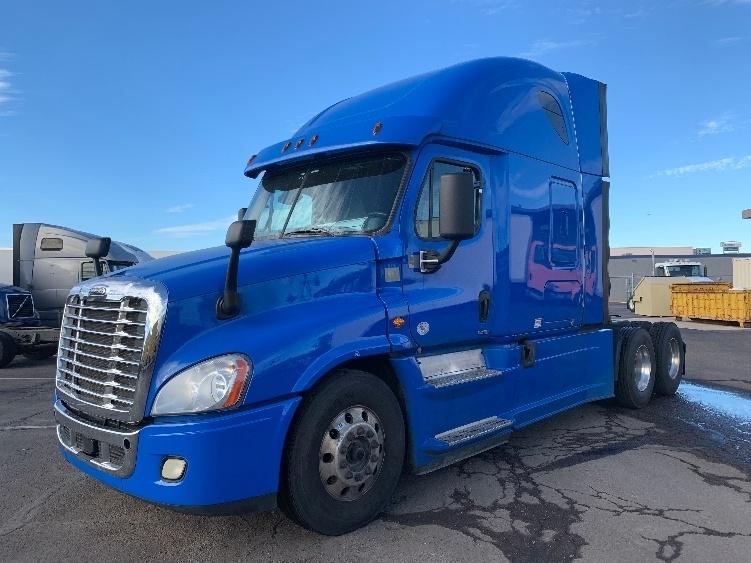 Sleeper Tractor-Heavy Duty Tractors-Freightliner-2016-Cascadia 12564ST-PHOENIX-AZ-691,771 miles-$61,250