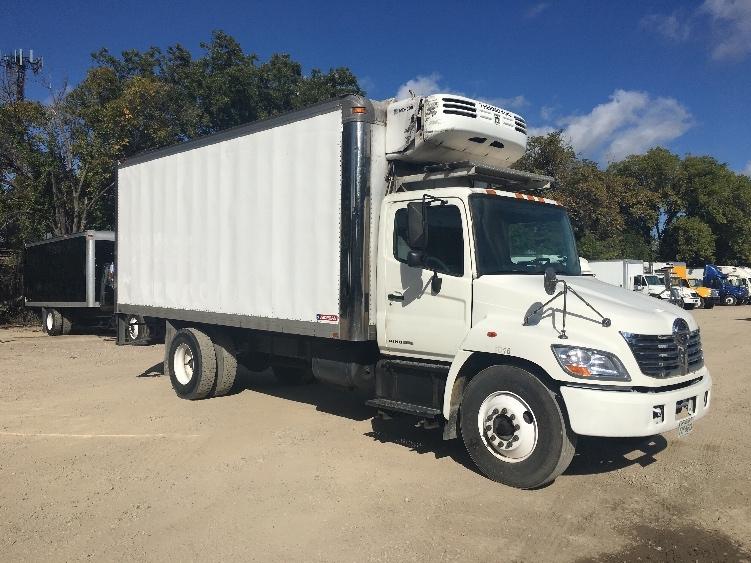 Reefer Truck-Light and Medium Duty Trucks-Hino-2007-268-DALLAS-TX-290,995 miles-$24,750