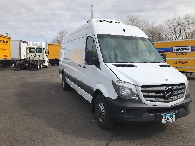 Reefer Truck-Light and Medium Duty Trucks-Mercedes-2015-Mercedes Sprinter-ROSEVILLE-MN-81,757 miles-$41,000