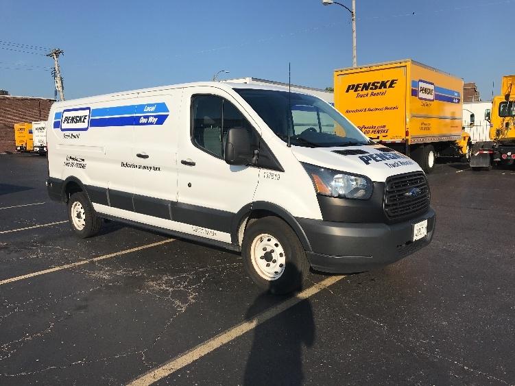 Cargo Van (Panel Van)-Light and Medium Duty Trucks-Ford-2015-TRAN250-EARTH CITY-MO-101,866 miles-$20,000