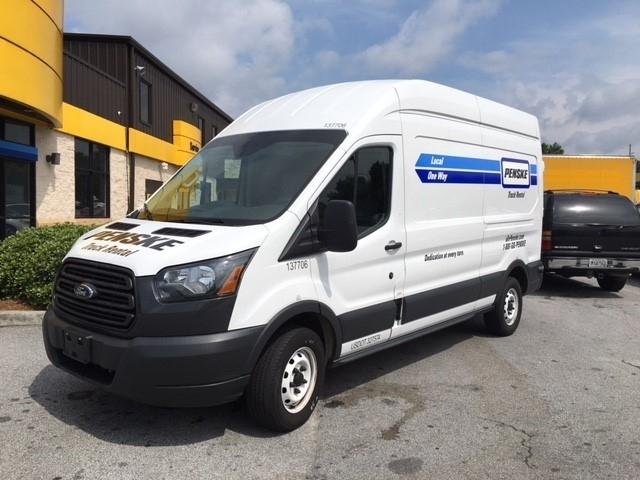 Cargo Van (Panel Van)-Light and Medium Duty Trucks-Ford-2015-TRAN250-LITHIA SPRINGS-GA-90,127 miles-$20,000