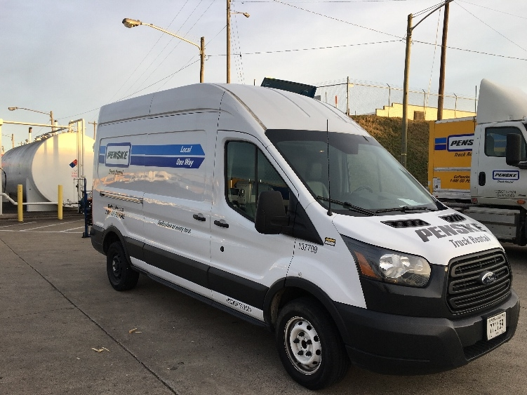 Cargo Van (Panel Van)-Light and Medium Duty Trucks-Ford-2015-TRAN250-NASHVILLE-TN-98,011 miles-$21,000