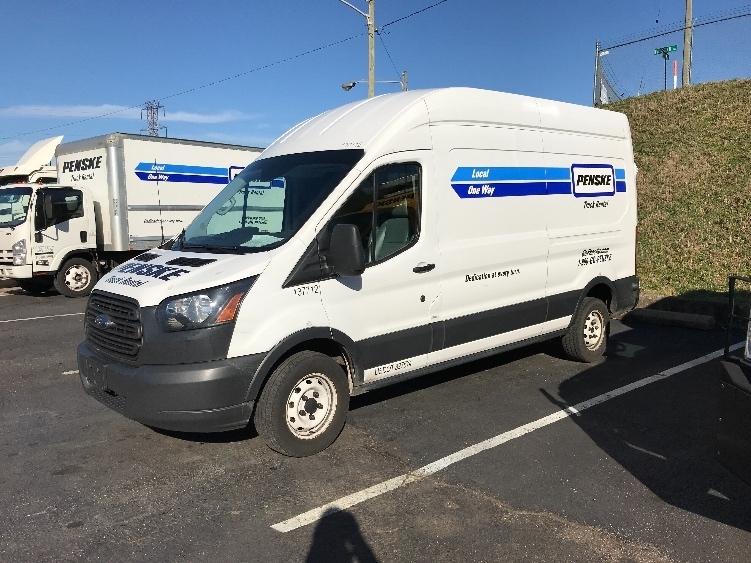 Cargo Van (Panel Van)-Light and Medium Duty Trucks-Ford-2015-TRAN250-NASHVILLE-TN-115,656 miles-$19,250