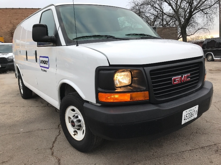 Cargo Van (Panel Van)-Light and Medium Duty Trucks-GMC-2015-Savana G33405-ELK GROVE VILLAGE-IL-97,259 miles-$19,500