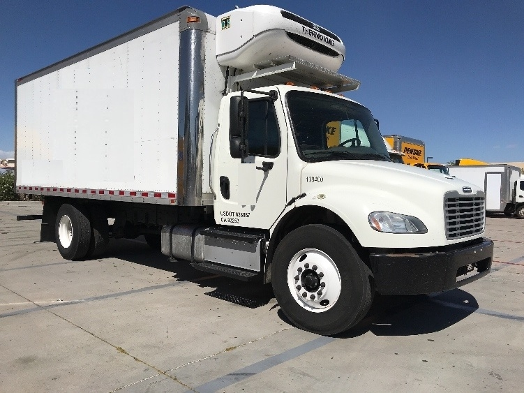 Reefer Truck-Light and Medium Duty Trucks-Freightliner-2016-M2-PHOENIX-AZ-344,798 miles-$28,250