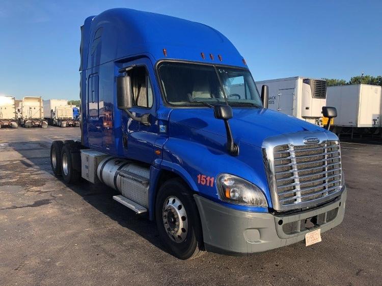 Sleeper Tractor-Heavy Duty Tractors-Freightliner-2016-Cascadia 12564ST-KANSAS CITY-MO-404,540 miles-$59,700