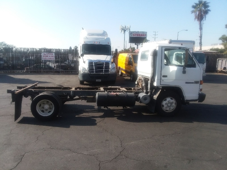 Cab and Chassis Truck-Light and Medium Duty Trucks-GMC-1992-W4S042-TORRANCE-CA-147,380 miles-$8,000