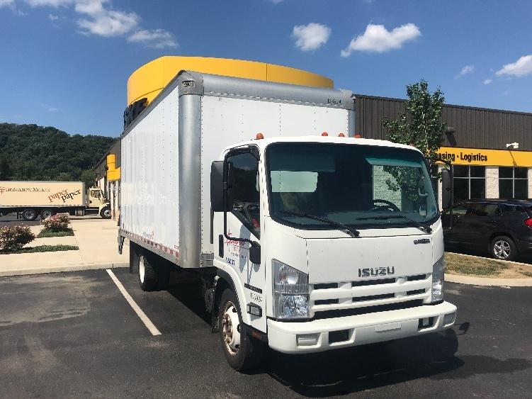 Medium Duty Box Truck-Light and Medium Duty Trucks-Isuzu-2015-NPR EFI-PITTSBURGH-PA-113,680 miles-$32,500