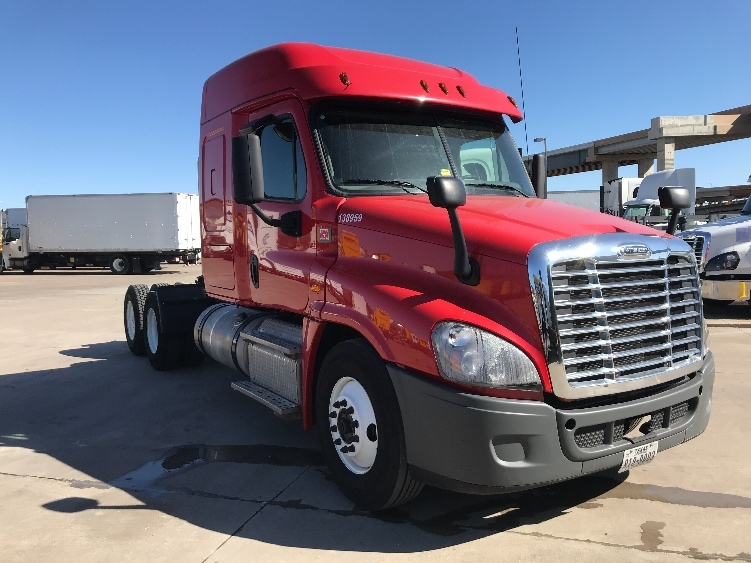 Sleeper Tractor-Heavy Duty Tractors-Freightliner-2016-Cascadia 12564ST-FORT WORTH-TX-159,724 miles-$76,500
