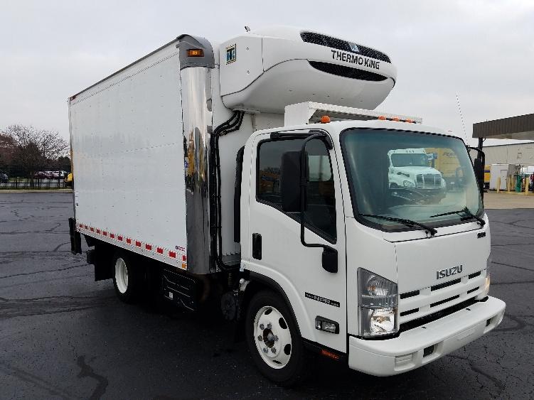 Reefer Truck-Light and Medium Duty Trucks-Isuzu-2015-NPRXD-SOUTH BEND-IN-169,342 miles-$40,000