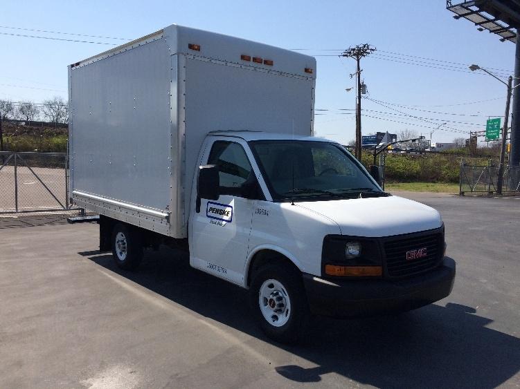 Light Duty Box Truck-Light and Medium Duty Trucks-GMC-2015-Savana G33503-NASHVILLE-TN-51,102 miles-$24,250