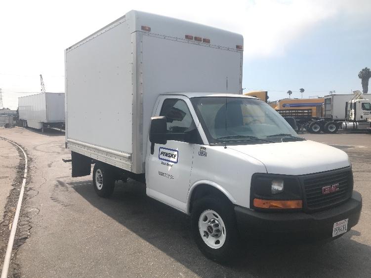 Light Duty Box Truck-Light and Medium Duty Trucks-GMC-2015-Savana G33503-TORRANCE-CA-48,410 miles-$28,250