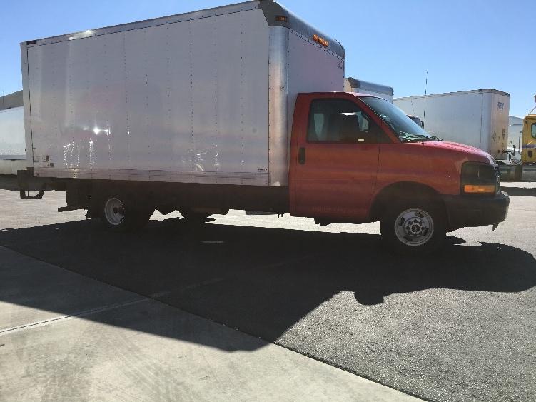 Medium Duty Box Truck-Light and Medium Duty Trucks-GMC-2016-G33903-LAS VEGAS-NV-167,152 miles-$17,750