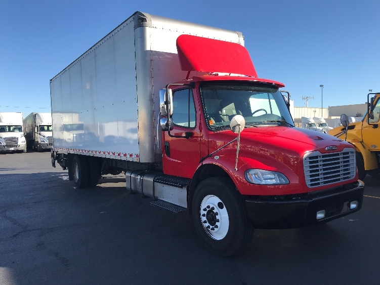Medium Duty Box Truck-Light and Medium Duty Trucks-Freightliner-2016-M2-LAS VEGAS-NV-251,001 miles-$38,500