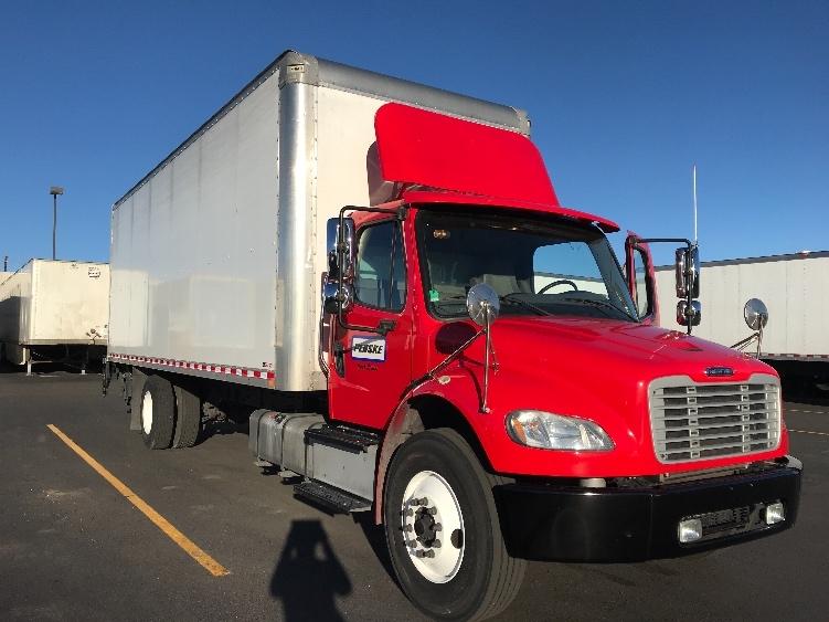 Medium Duty Box Truck-Light and Medium Duty Trucks-Freightliner-2016-M2-LAS VEGAS-NV-202,033 miles-$42,500