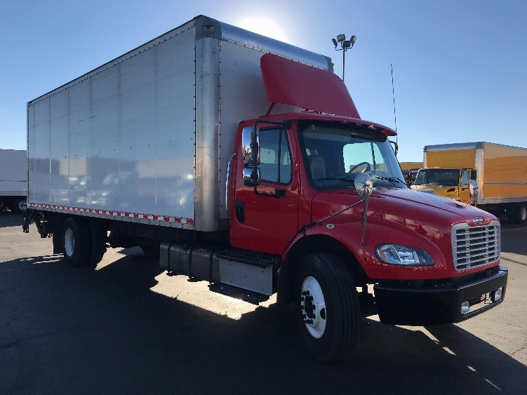 Medium Duty Box Truck-Light and Medium Duty Trucks-Freightliner-2016-M2-LAS VEGAS-NV-184,672 miles-$47,000
