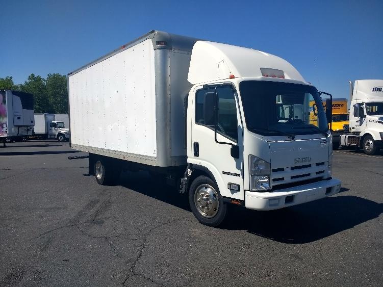 Medium Duty Box Truck-Light and Medium Duty Trucks-Isuzu-2015-NPR EFI-EAST WINDSOR-CT-147,912 miles-$26,000