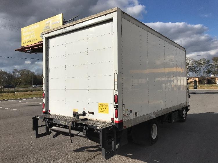Medium Duty Box Truck-Light and Medium Duty Trucks-Isuzu-2015-NPR-BATON ROUGE-LA-149,532 miles-$26,500