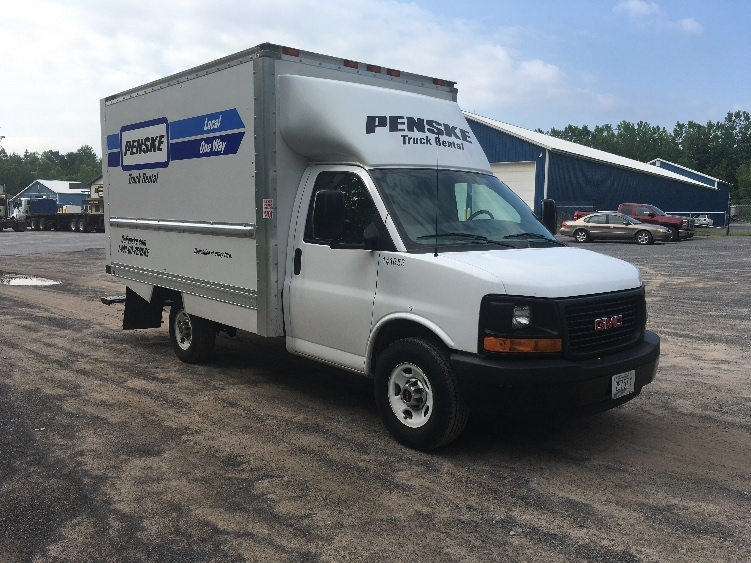 Light Duty Box Truck-Light and Medium Duty Trucks-GMC-2015-Savana G33503-EAST SYRACUSE-NY-76,066 miles-$27,000