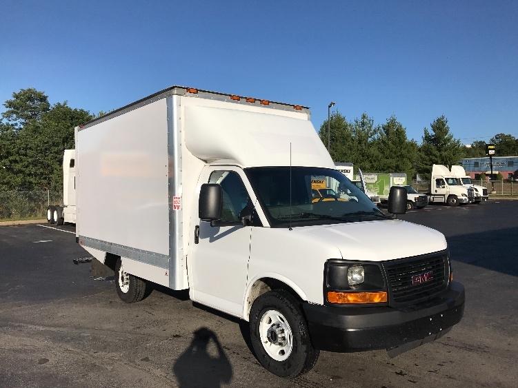Light Duty Box Truck-Light and Medium Duty Trucks-GMC-2016-Savana G33503-HARRISBURG-PA-178,855 miles-$19,500