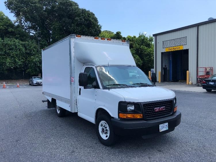 Light Duty Box Truck-Light and Medium Duty Trucks-GMC-2016-Savana G33503-NORFOLK-VA-147,052 miles-$21,250