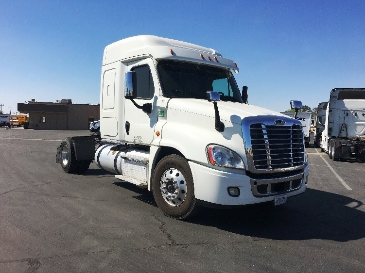 Sleeper Tractor-Heavy Duty Tractors-Freightliner-2016-Cascadia 12542ST-FRESNO-CA-175,173 miles-$89,500