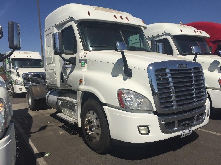 Sleeper Tractor-Heavy Duty Tractors-Freightliner-2016-Cascadia 12542ST-SANTA MARIA-CA-248,058 miles-$83,750