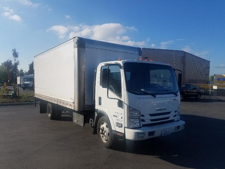 Medium Duty Box Truck-Light and Medium Duty Trucks-Isuzu-2016-NQR-KENT-WA-124,054 miles-$35,500