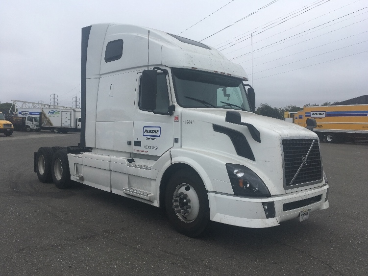 Used Day Cab Tractors For Sale In Ca Penske Used Trucks