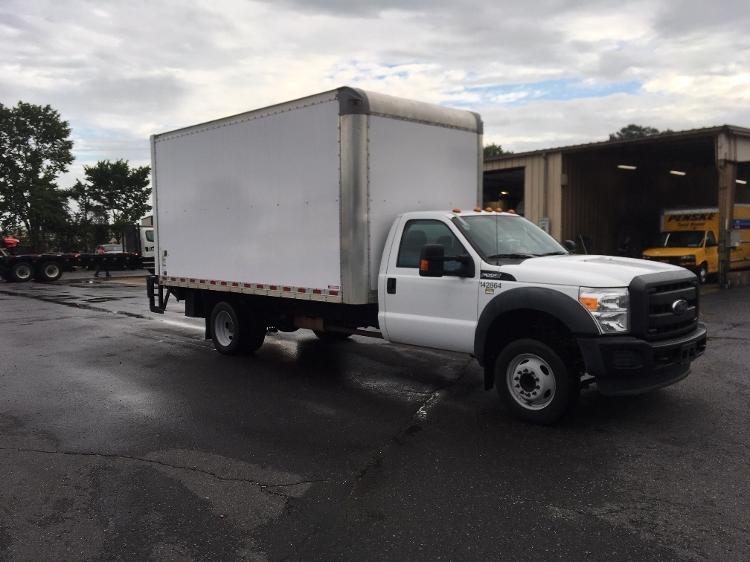 Medium Duty Box Truck-Light and Medium Duty Trucks-Ford-2016-F550-SHREVEPORT-LA-97,860 miles-$29,250
